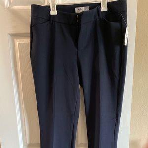 Old Navy blue slacks